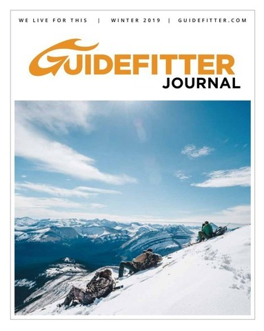 Winter 2019 Issue of the Guidefitter Journal
