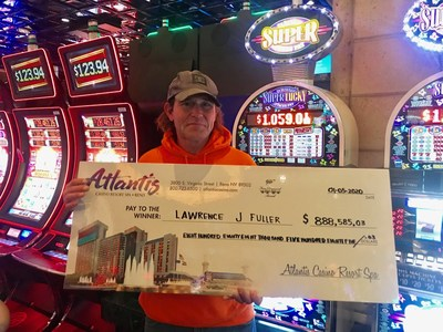 Reversal Of Fortune Unemployed Reno Man Wins Jackpot Of Over 888 000 Playing Penny Slots