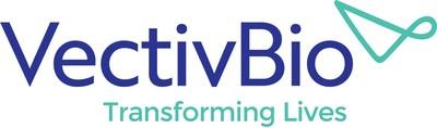 VectivBio Logo (PRNewsfoto/VectivBio)