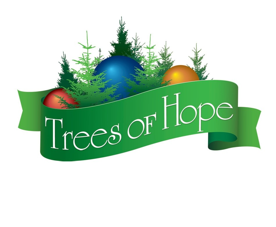 Logo for Boyd Gaming's Trees of Hope charitable tree-decorating competition.
