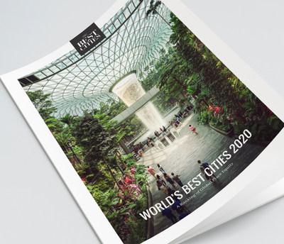 O novo relatório das Melhores cidades do mundo em 2020 da Resonance Consultancy é considerado o ranking de cidades mais completo do planeta, com base na metodologia original, que analisa as principais estatísticas, os comentários de usuários e as atividades on-line, em canais como Google, Facebook e Instagram. Faça o download do relatório completo no site ResonanceCo.com/Reports e confira os perfis individuais das cidades no site BestCities.org. (CNW Group/Resonance Consultancy Ltd.)