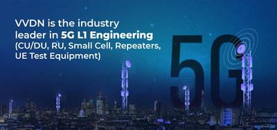 VVDN 5G L1 Engineering