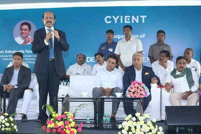 Cyient inaugurates its state-of-the-art Development Center in Warangal