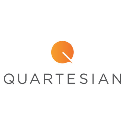 Quartesian Logo 2020 (PRNewsfoto/Quartesian)