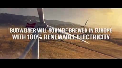AB InBev and BayWa r.e. announce biggest ever Pan-European corporate solar power deal to brew Budweiser with 100% renewable electricity