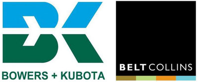 Bowers + Kubota Consulting and Belt Collins Hawaii Logos