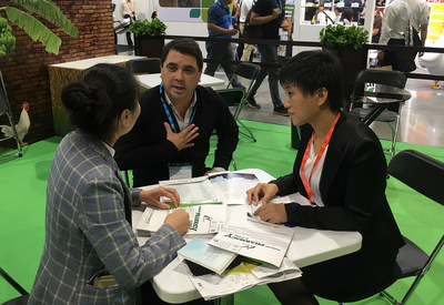Informa Markets's missions are not only to connect agricultural value chain globally for the industry's success, but also maximize the benefits to all parties in the industry for the event.