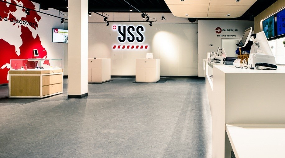 YSS 4th Ave (CNW Group/YSS Corp.)
