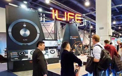 ILIFE new robots at CES 2020