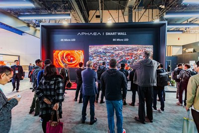 KONKA Showcases the Future of Television with Micro LED and AIoT Technology at CES 2020