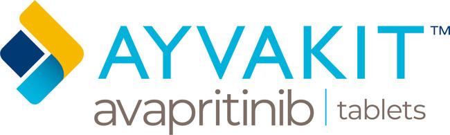 AYVAKIT™ (avapritinib) logo