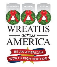 Join the Wreaths Across America mission to Remember, Honor and Teach. Visit www.wreathsacrossamerica.org to learn more about how you can play a part in your community.