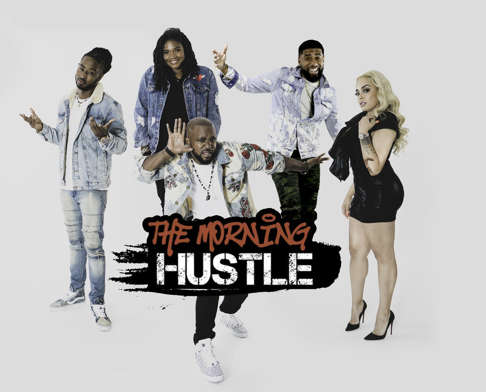 Cast of The Morning Hustle bring their fresh perspective weekdays from 6a-10a ET.