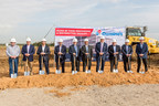 ARCO Design/Build Breaks Ground for Domino's Supply Chain Center in Katy, TX
