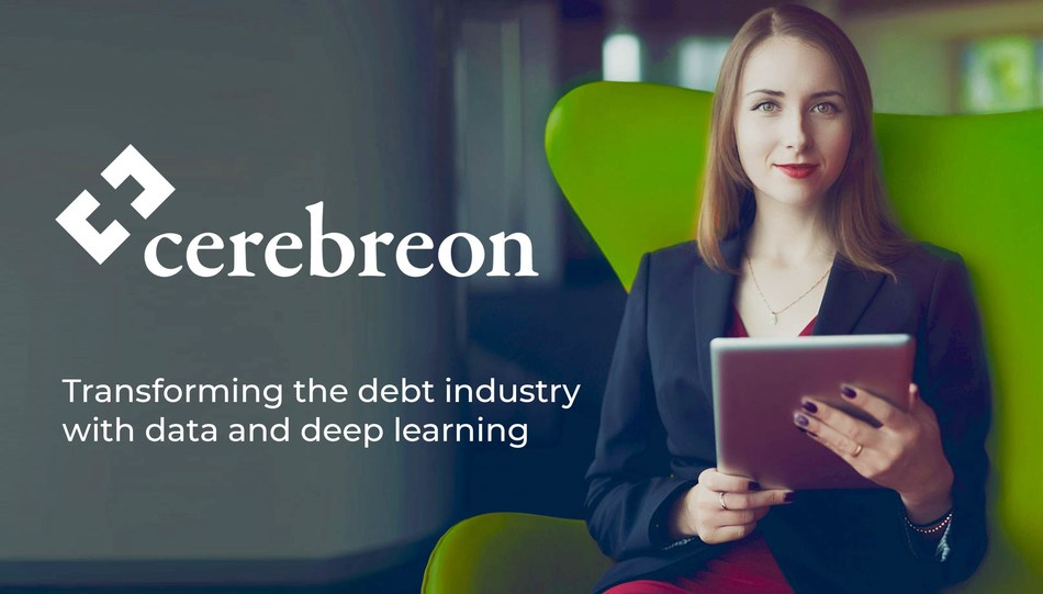 Cerebreon insolvency technology startup joins Accenture Fintech Innovation Lab (PRNewsfoto/Cerebreon)