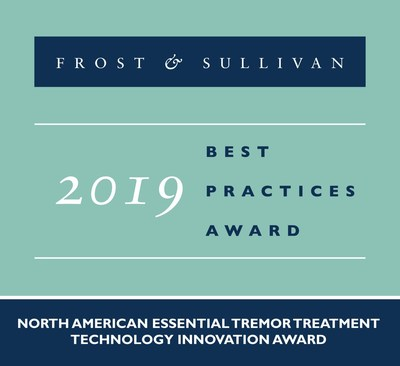 Cala Health Applauded by Frost & Sullivan for Revolutionizing the Essential Tremor Market with its Body-worn Neuromodulation Therapy, Cala Trio(TM)