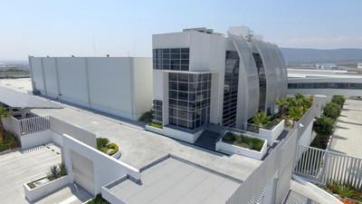 The Equinix MX2 International Business Exchange™ (IBX®) data center.