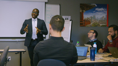 Kelechi Uzoma, Senior Product Manager, ThinkOn - ACCES Leadership Connections Program and Online Services Webinar Alum (CNW Group/Accenture)