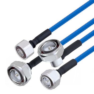 Pasternack Debuts New Line of Low-PIM Coaxial Cable Assemblies that Deliver PIM levels of < -160 dBc
