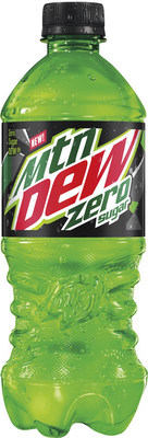 Introducing MTN DEW® Zero Sugar