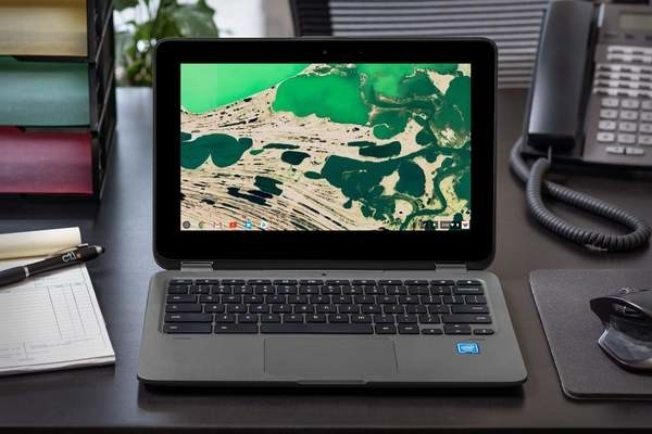 CTL Touchscreen Rugged Chromebook for Education NL71