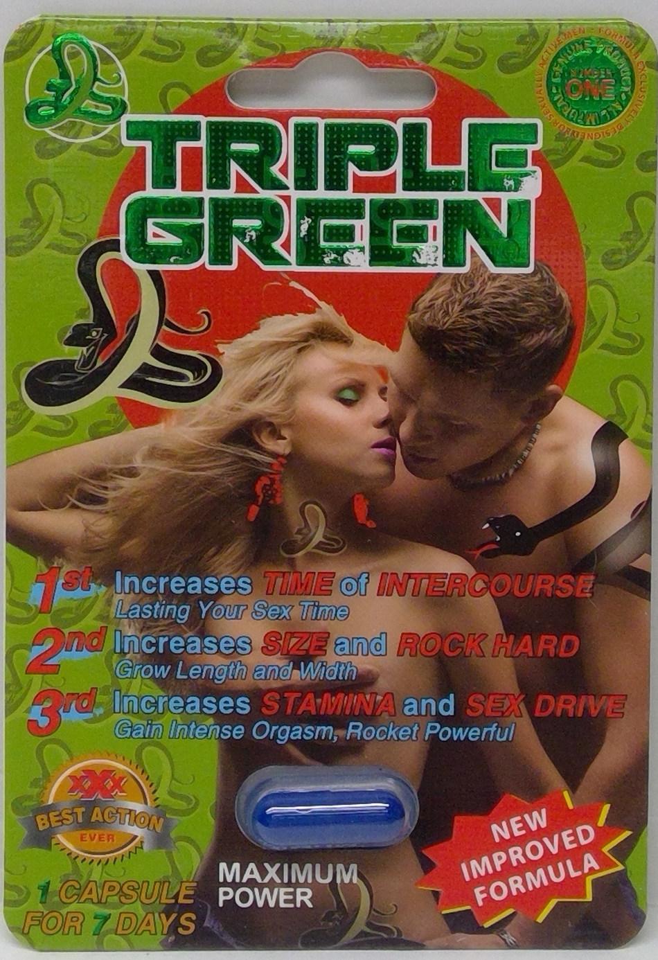 Triple Green (CNW Group/Health Canada)