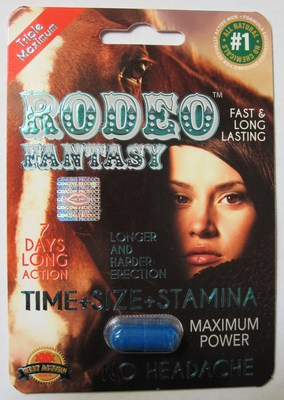 Rodeo Fantasy Triple Maximum (CNW Group/Health Canada)