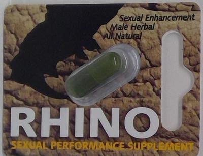 Rhino (CNW Group/Health Canada)