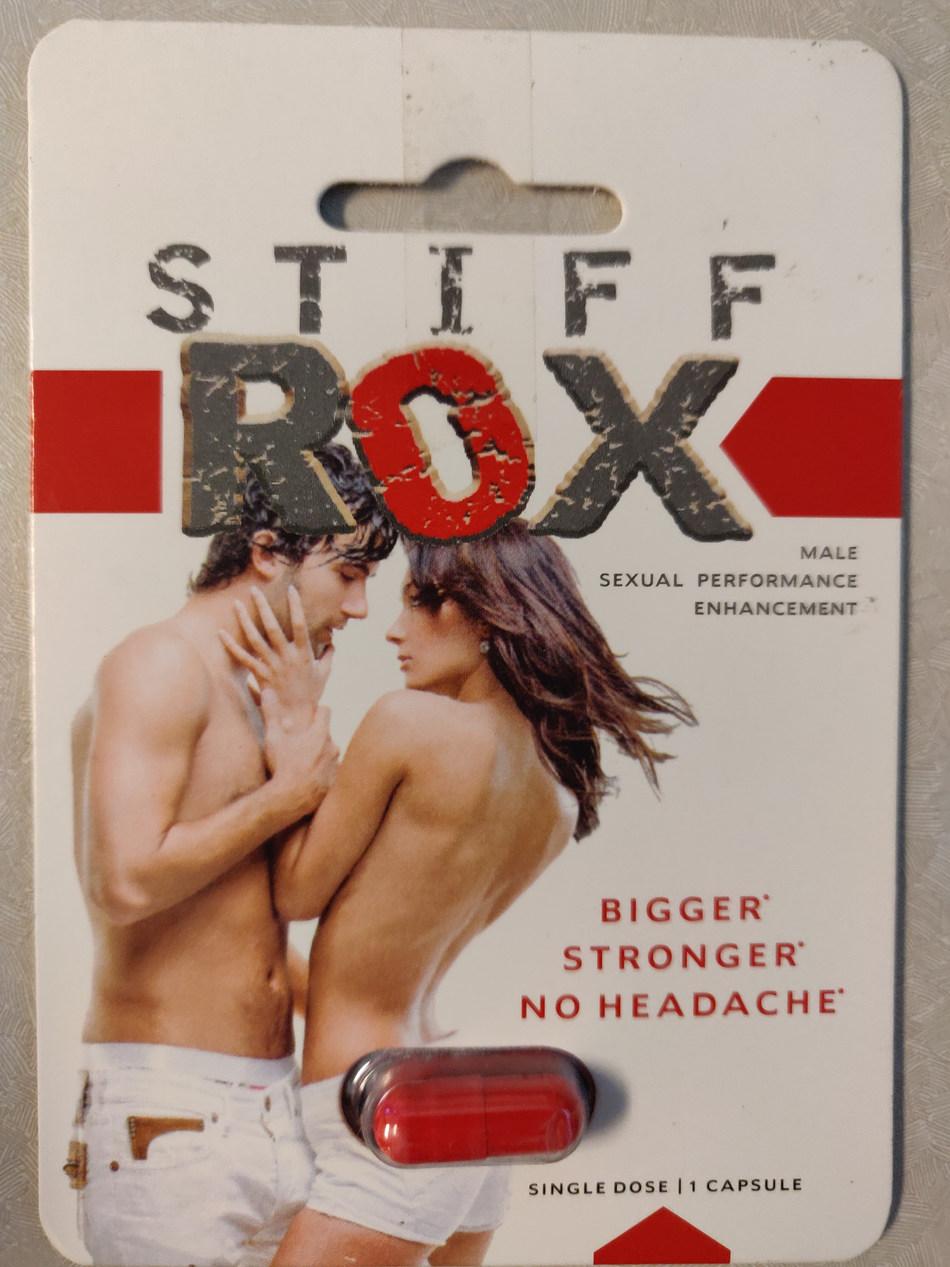 Stiff Rox (CNW Group/Health Canada)