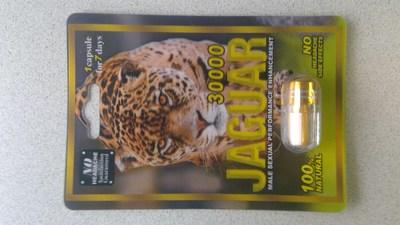 Jaguar 30000 (CNW Group/Health Canada)
