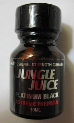 Jungle Juice Platinum Black (CNW Group/Health Canada)