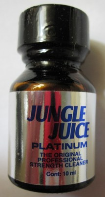 Jungle Juice Platinum (CNW Group/Health Canada)
