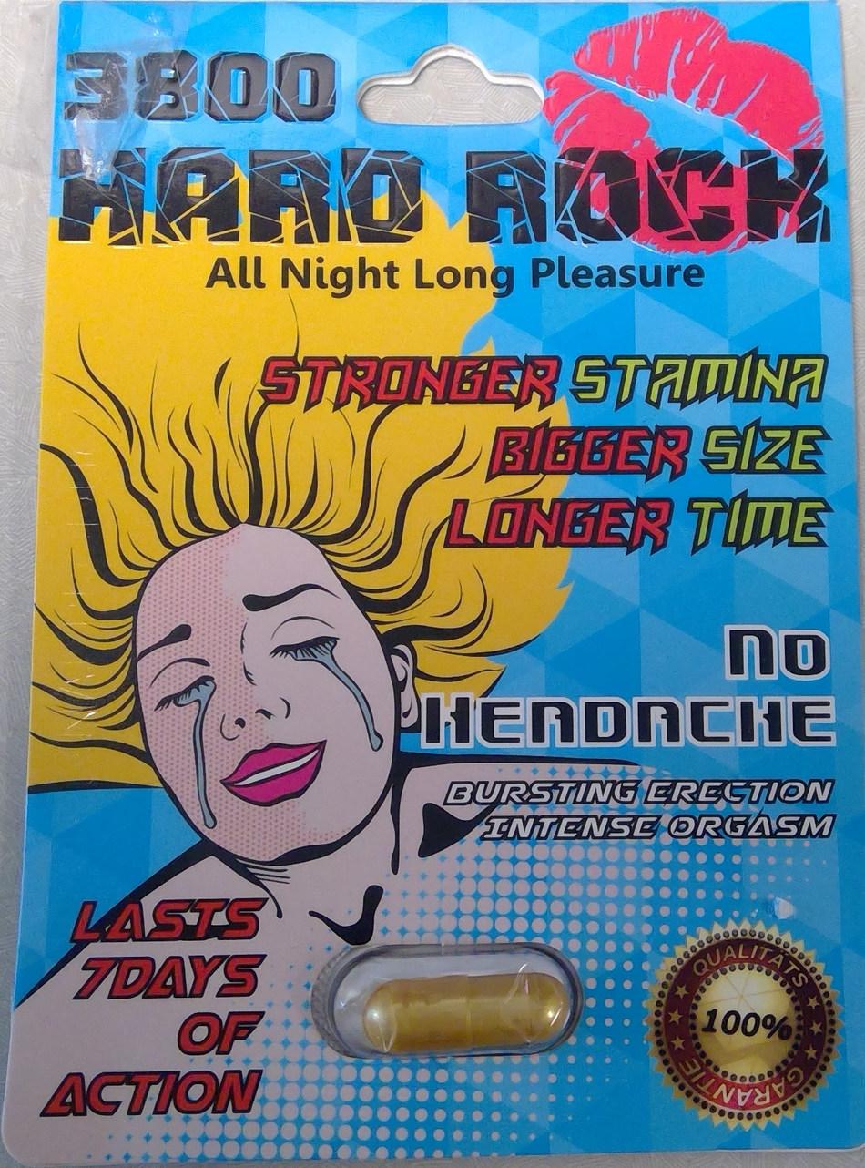 3800 Hard Rock (CNW Group/Health Canada)