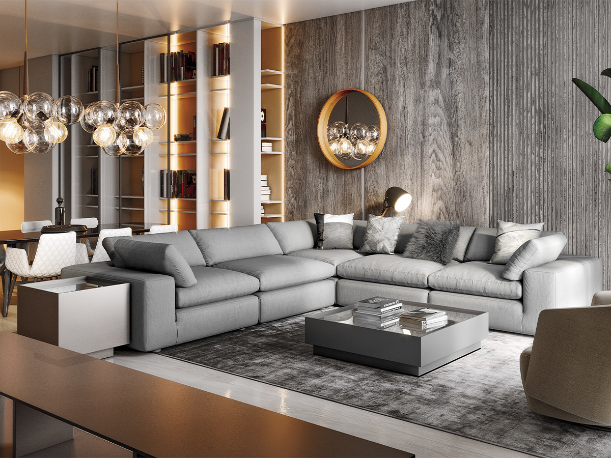 Home Furnishing Company, Modani Furniture, Opens Another New York