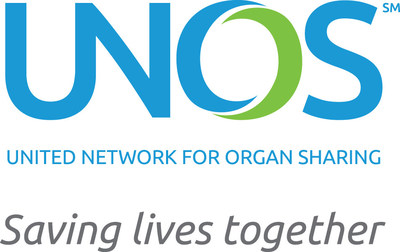 United Network for Organ Sharing. Saving lives together. www.unos.org (PRNewsfoto/United Network for Organ Sharin)