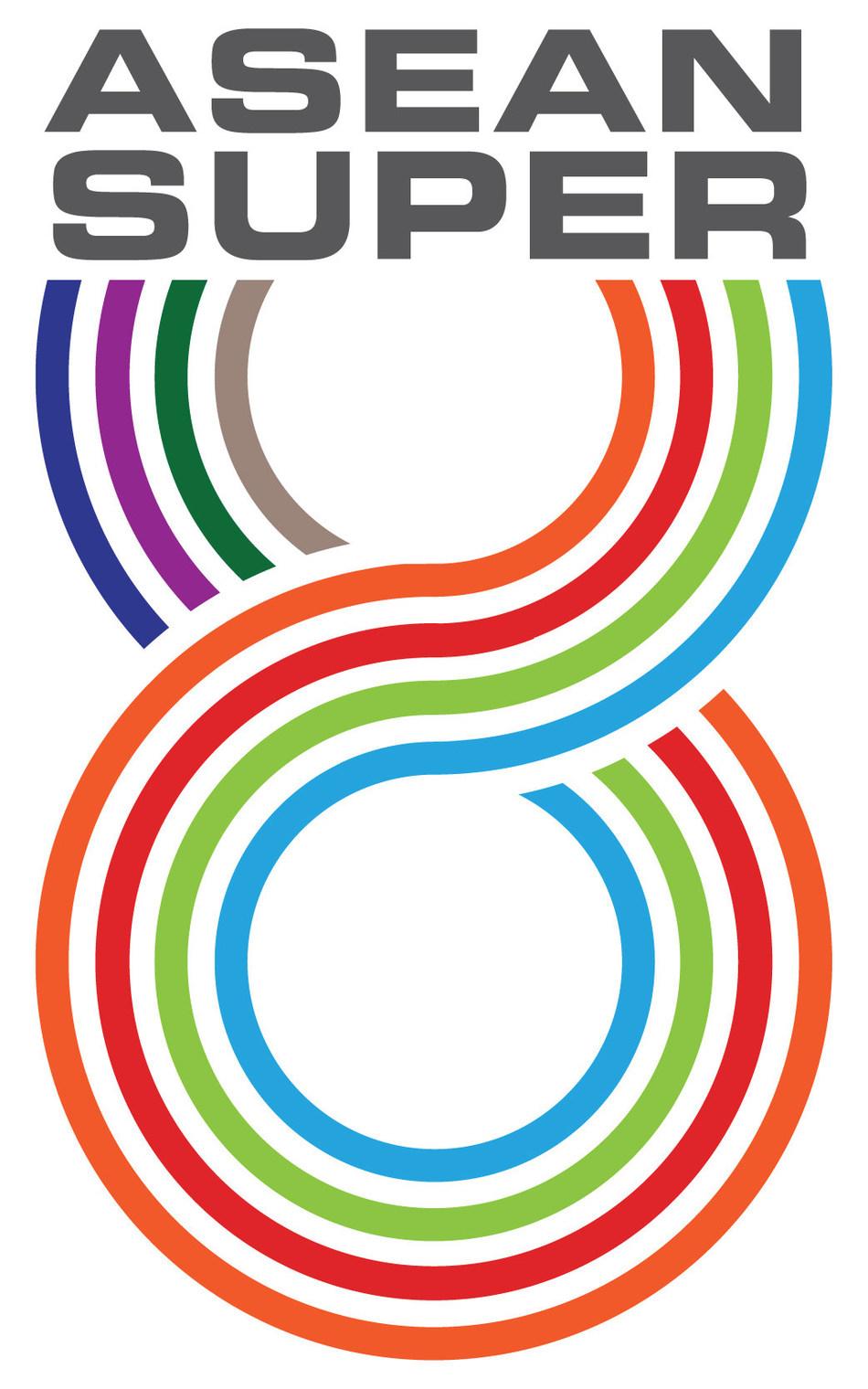 ASEAN Super 8 Logo