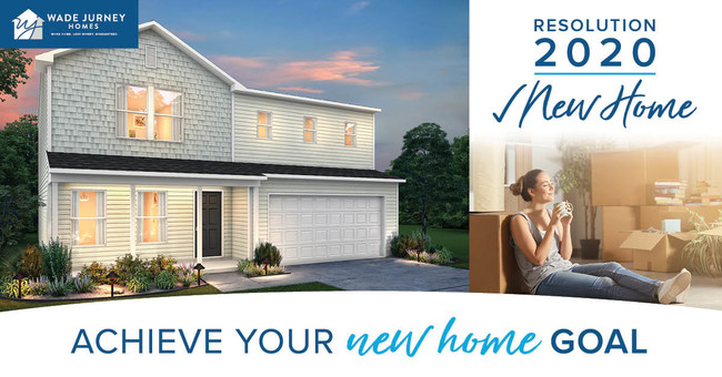 Resolution 2020 Savings Event by Wade Jurney Homes