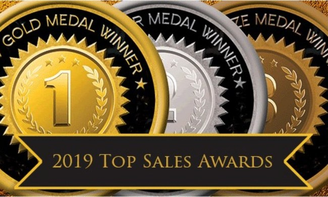 Membrain was nominated in multiple categories - where they were given a Silver medal this year as the Top Sales Enablement Technology and Gold in Top Sales Company Blog.