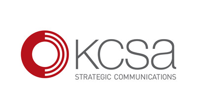 (PRNewsfoto/KCSA Strategic Communications)