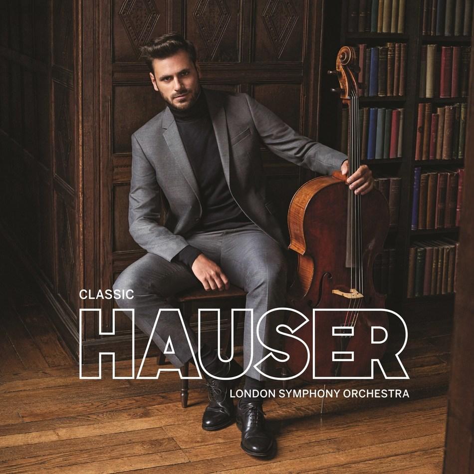 HAUSER Announces New Solo Album CLASSIC Available February 7, 2020