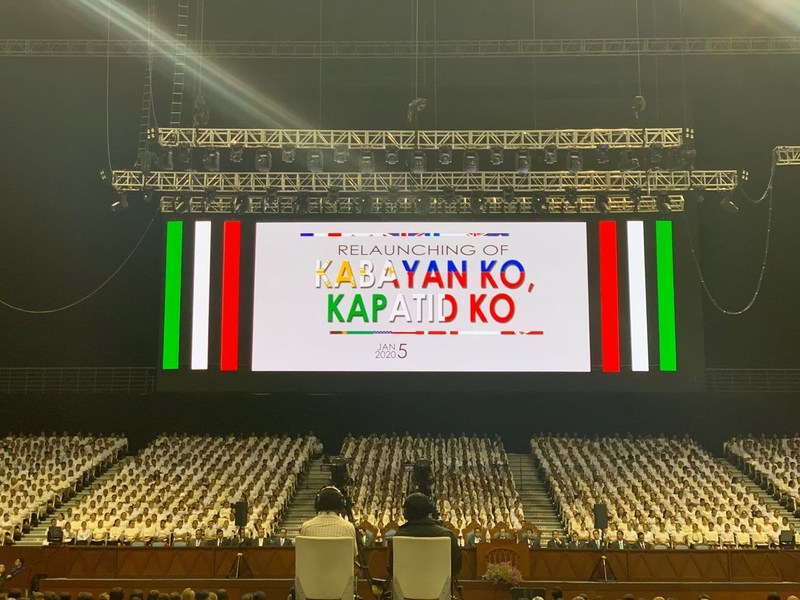 Iglesia Ni Cristo Inc Starts New Decade With Record Breaking Aid And Assistance Event