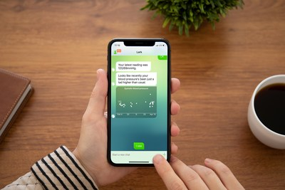 Lark for Hypertension is Proven. Connected smart blood pressure monitor, AI-driven learning, expert coaching, and a personal journey to heart health.