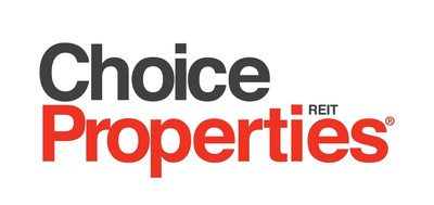 Choice Logo (CNW Group/Choice Properties Real Estate Investment Trust)
