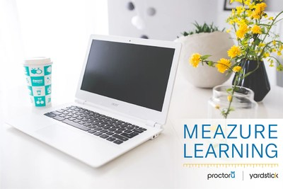 ProctorU and Yardstick Assessment Strategies join forces to form parent company, Meazure Learning.