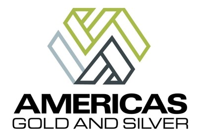Americas Gold and Silver Corporation Logo (PRNewsfoto/Americas Gold and Silver)