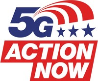 5G Action Now logo