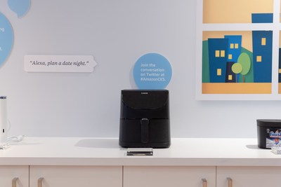 Cosori WiFi Air Fryer, work with Alexa