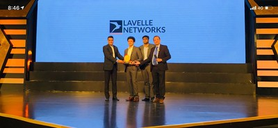 Lavelle Networks wins CIO Choice 2020 Award for the second consecutive year