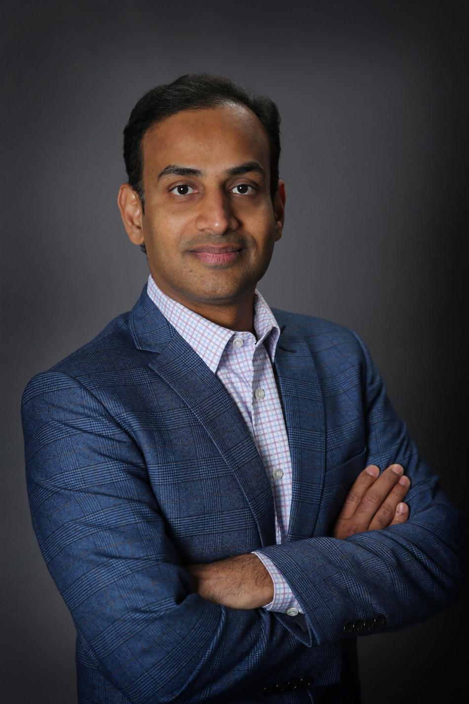 Sathish Muthukrishnan, Chief Information, Data and Digital Officer, Ally Financial