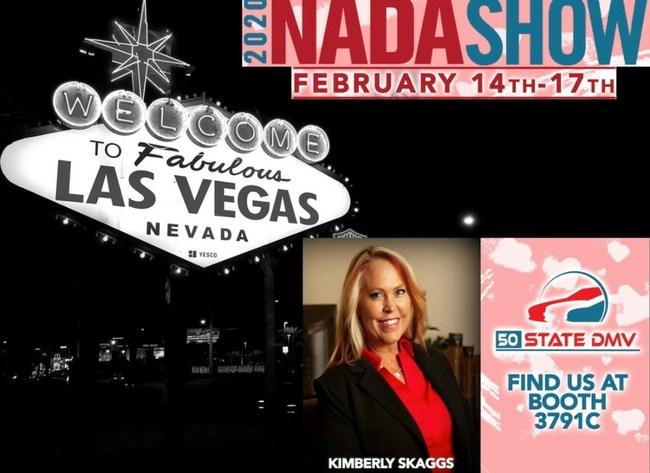 2020 NADA Show Las Vegas, NV